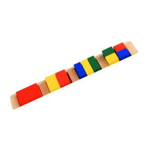 بازل شريط الاشكال الهندسية شكل مربع