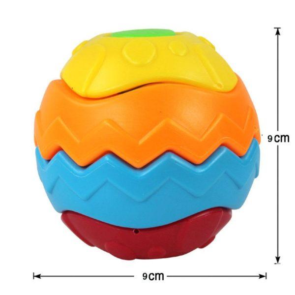 كرة البازل السحرية للاطفال