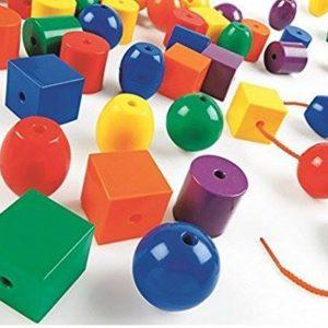لعبة المبتكر الصغير لضم الاشكال الهندسية