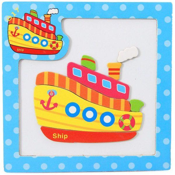 بازل سبورة صغيرة مغناطيسية - سفينة
