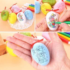 تلوين البيض - العاب رسم وتلوين للاطفال