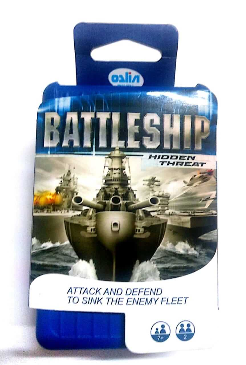 لعبة معركة السفن