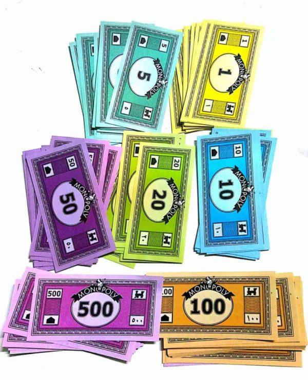 لعبة مونوبولي لوكس لعبة جماعية مسلية