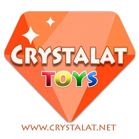 Crystalat | العاب للأطفال وللكبار